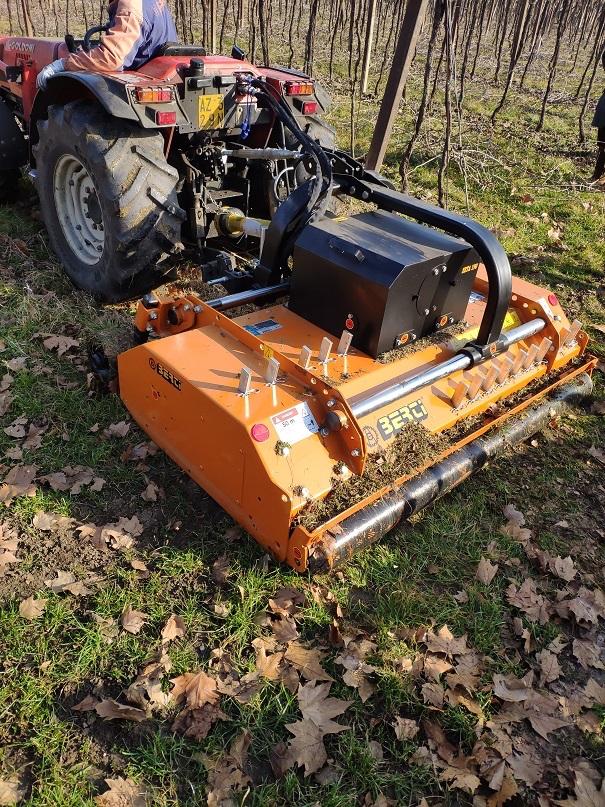 Berti: le nuove trinciatrici, dall'industria 4.0 per lo smart farming