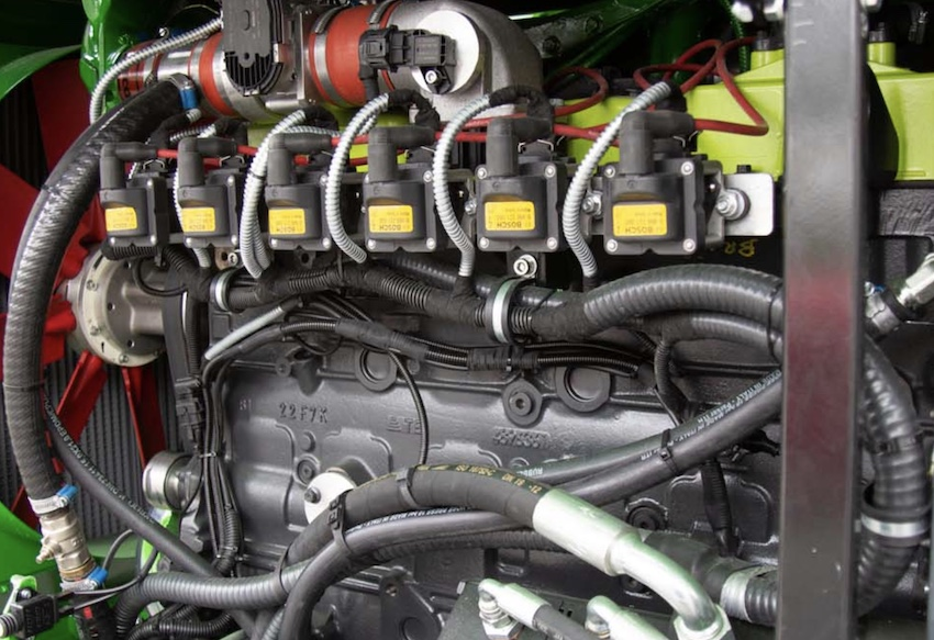 Bravo: Rotomix 5 Eco, il carro miscelatore a biometano