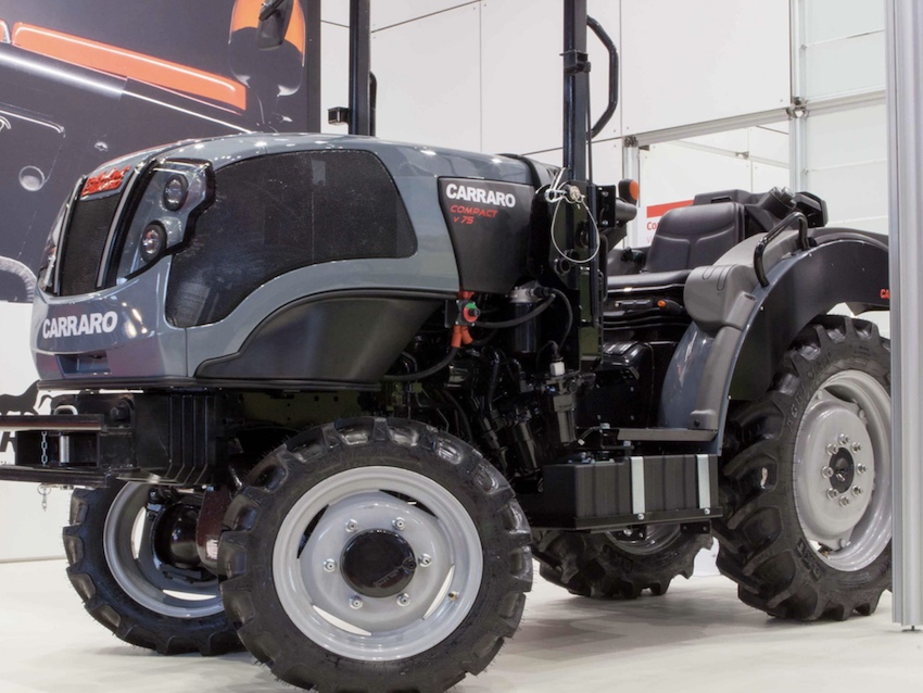 Carraro Tractors protagonista ad Agrilevante 2019