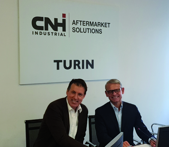 CNH Industrial Aftermarket Solutions collaborerà con Granit Parts