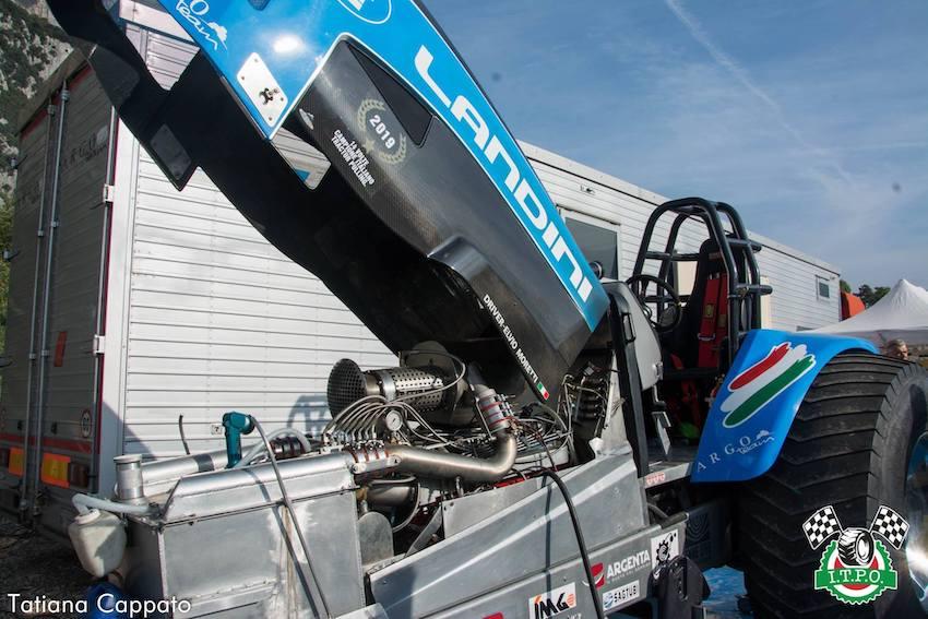 Argo Team: campione italiano di Tractor Pulling, per la 14esima volta