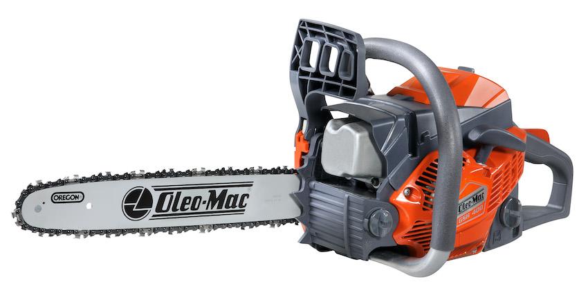 Emak: nuove motoseghe Efco MTH 4000  e Oleo-Mac GSH 400, ottimo rapporto prestazioni/prezzo