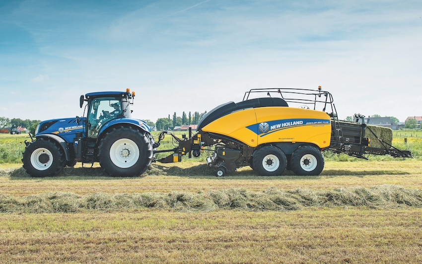 New Holland: tris di medaglie all'Agritechnica