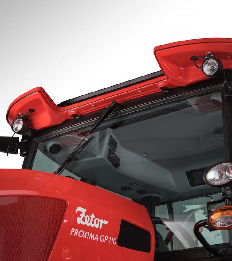 Zetor: un nuovo design firmato Pininfarina per i Proxima