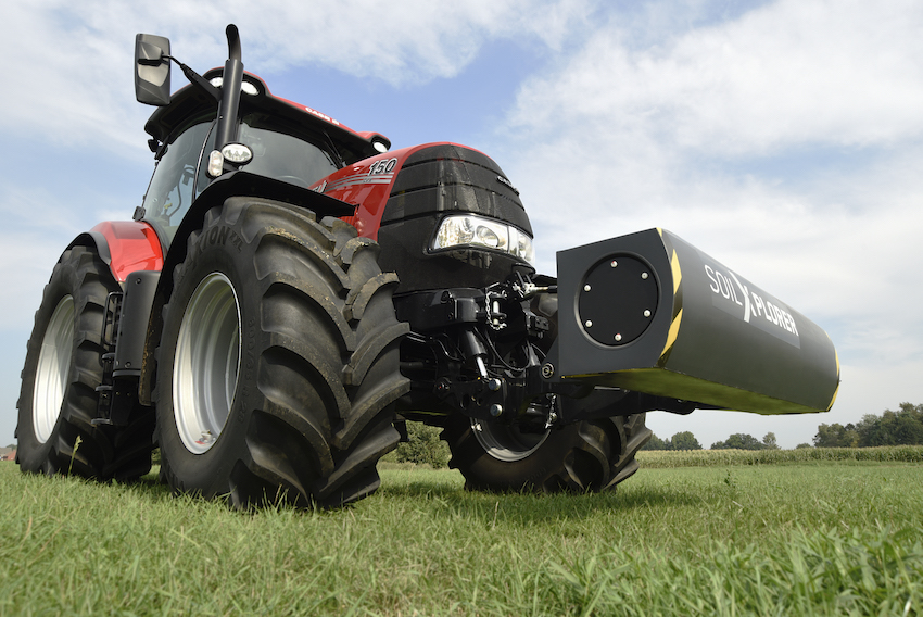 AGXTEND: soluzioni innovative  di precision farming