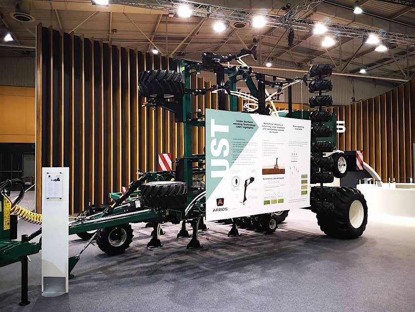Arbos Group: in mostra ad Agritechnica una full line cresciuta in prestazioni e tecnologia