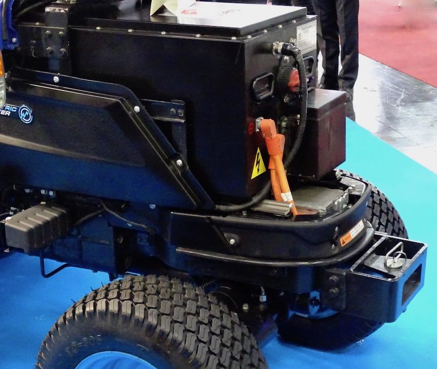 Farmtrac: dopo il trattore elettrico è la volta di quello ibrido