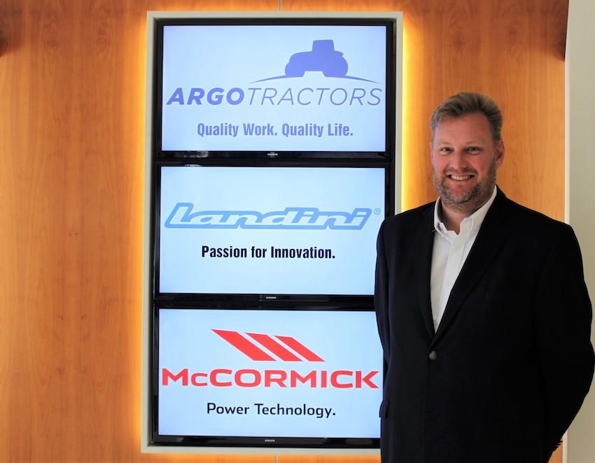 Argo Tractors: cambio della guardia nella filiale sudafricana