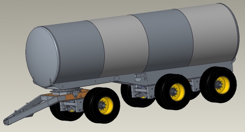 Joskin: Roadliner, il carro-botte fatto per i lunghi tragitti