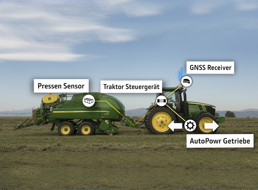 Agritechnica 2019: alla rassegna leader l'innovazione corre sui binari della sostenibilità
