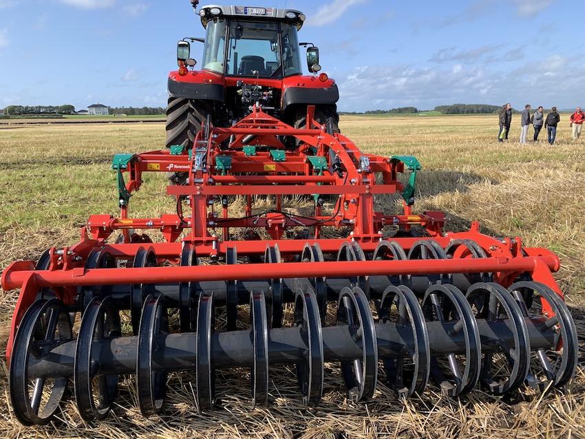 Kverneland: le novità per la lavorazione del terreno in mostra ad Agritechnica 2019