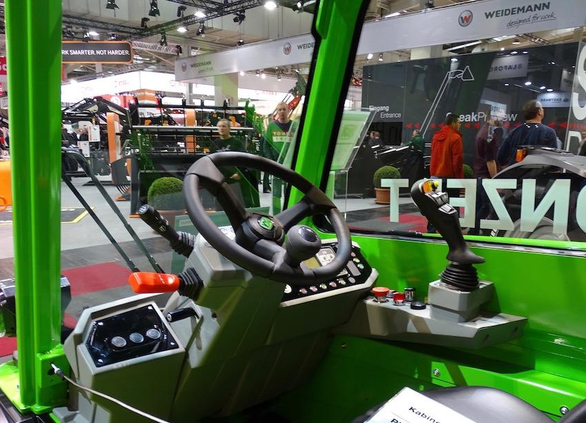 Merlo: nuova gamma elettrica E-Worker, dimensioni ridotte e massimo rispetto per l'ambiente