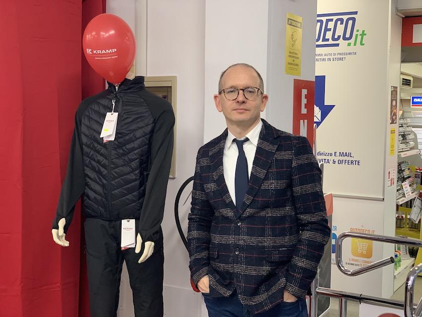 """""""Powered By Kramp"""": a Orzinuovi (BS) il primo punto vendita italiano"""