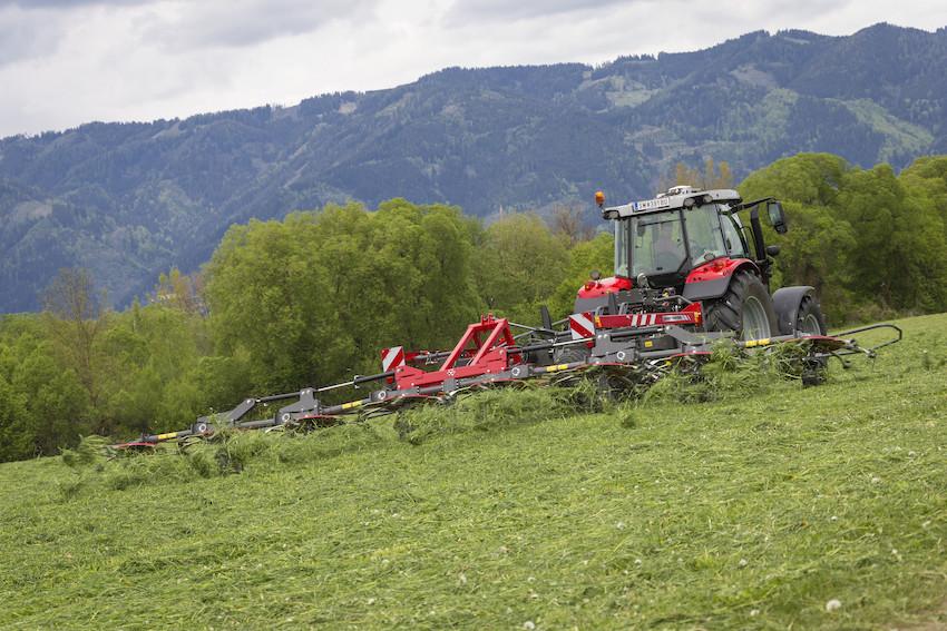 Massey Ferguson: all'Agritechnica novità di dimensione globale in un'ottica full-liner