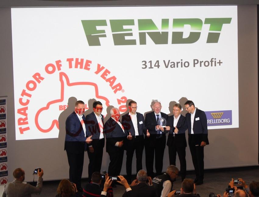 """Il Fendt 942 Vario è il """"Tractor of the Year 2020"""""""