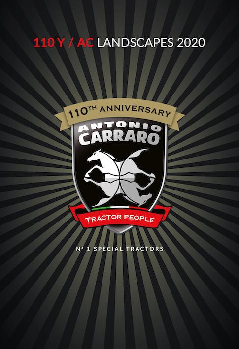 """Antonio Carraro: un calendario """"epico"""" per celebrare i 110 anni dell'azienda"""