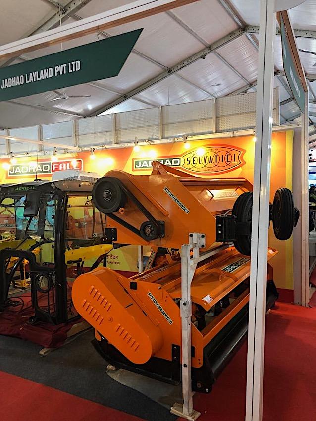"""India: dopo il boom del 2018 un calo """"fisiologico"""" della domanda di macchinario agricolo"""