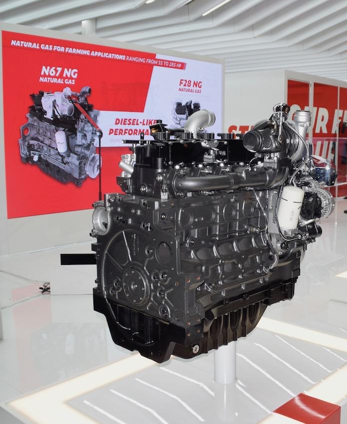 FPT Industrial: nuovi motori F28 multi-power e N67 a gas naturale