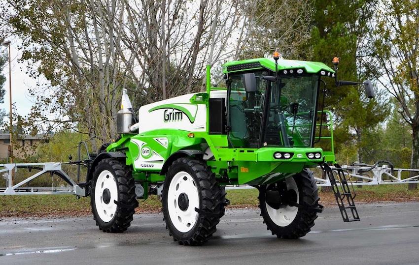 Grim: il lancio ad Agritechnica delle nuove irroratrici semoventi Serie 10