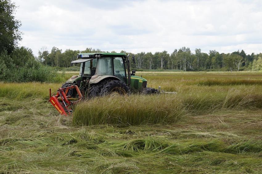 Taglio ai fondi per l'ammodernamento del parco macchine agricolo