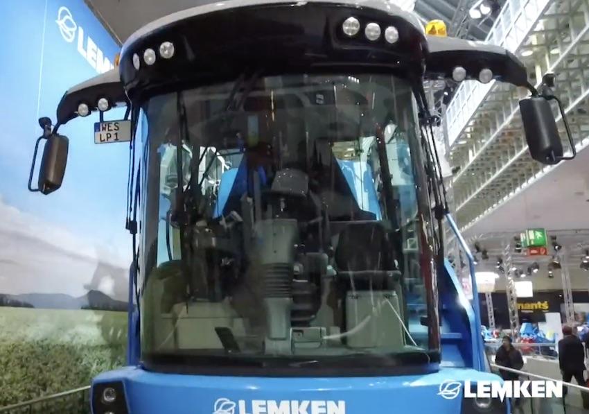 Lemken: il debutto ad Agritechnica della nuova irroratrice semovente Nova 14