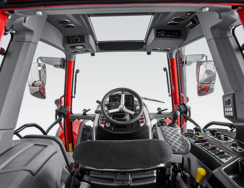 Lindner: nuovo Lintrac 130, con motore Stage V e trasmissione CVT