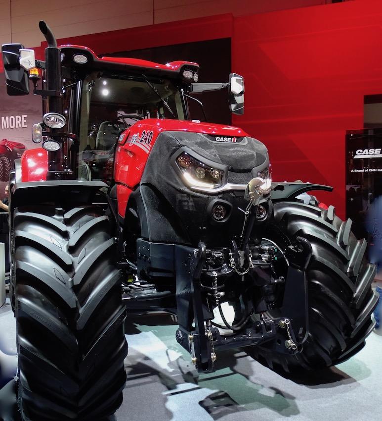 Case IH: motori Stage V, un nuovo look e più comfort per i Puma model year 2020