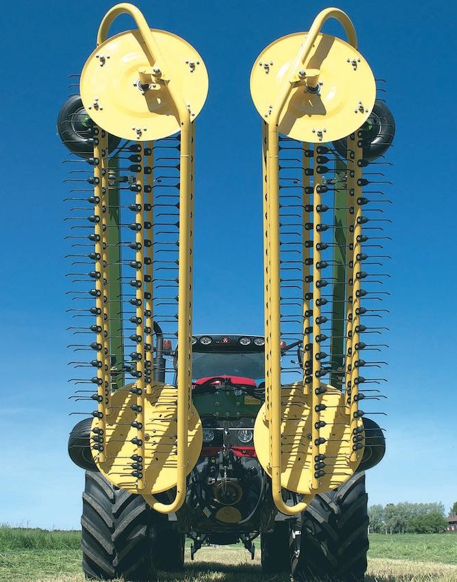 Save: macchine per la fienagione in primo piano a Fieragricola 2020