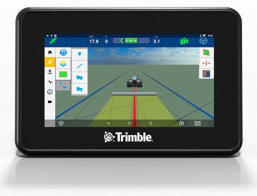 Trimble: sempre più user-friendly