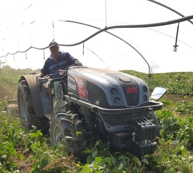 Carraro Tractors: prenotazioni aperte e flotta rinnovata per i Test Drive 2020