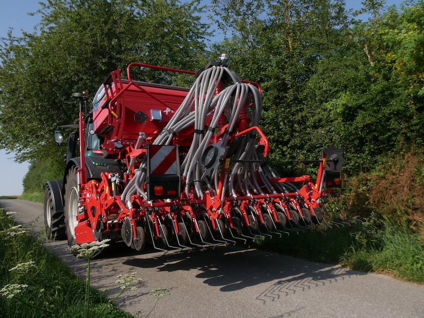 Kverneland: con e-drill Maxi Plus semina e fertilizzazione in un solo passaggio