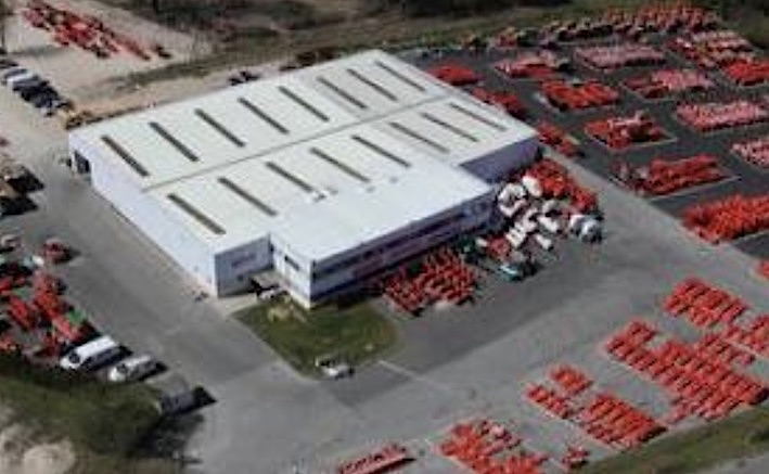 Maschio Gaspardo: la filiale francese si trasferisce a Beauvais