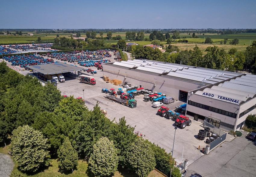 Argo Tractors: sospese le attività produttive