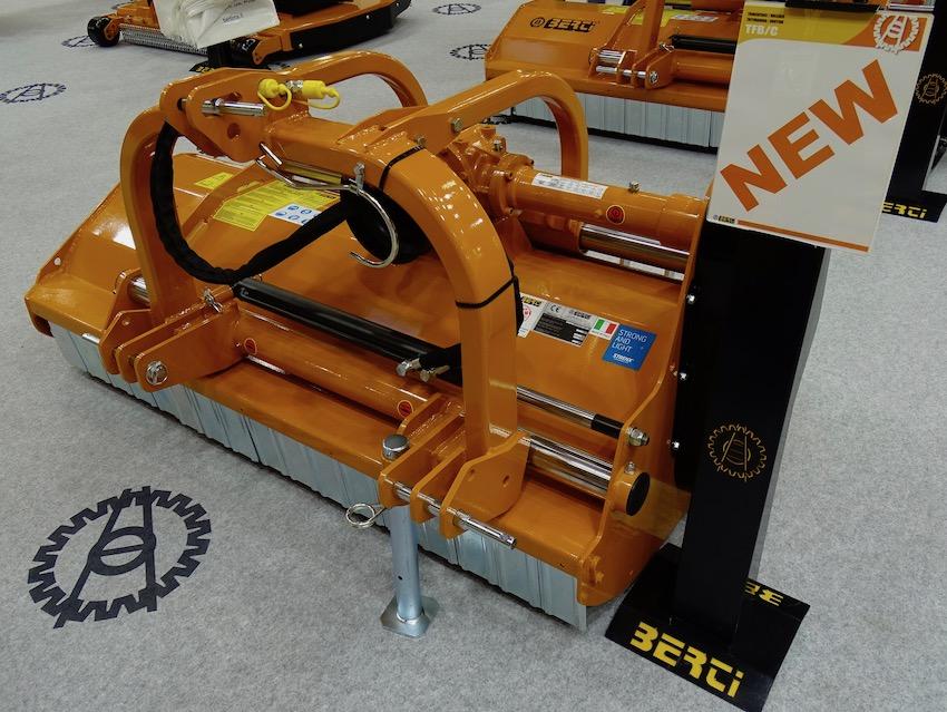 Berti: innovazione nelle trinciatrici