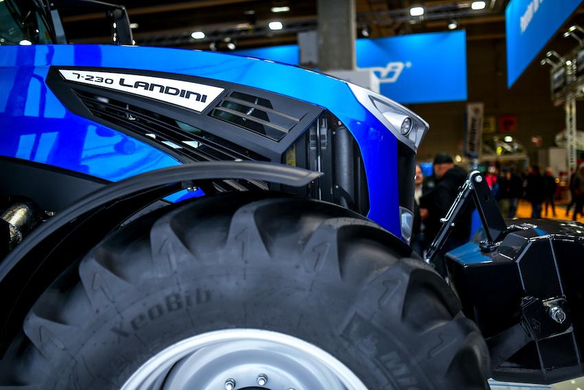 """Landini: nuovo 7-230 Robo-Six Stage V, """"bello e possibile"""""""