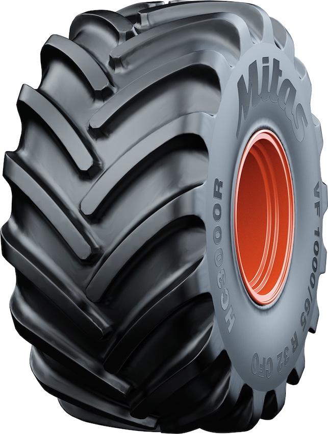 Mitas: quattro nuovi pneumatici presentati a FIMA 2020