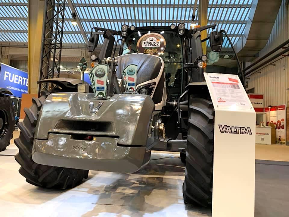 Tractor de España 2020: i vincitori