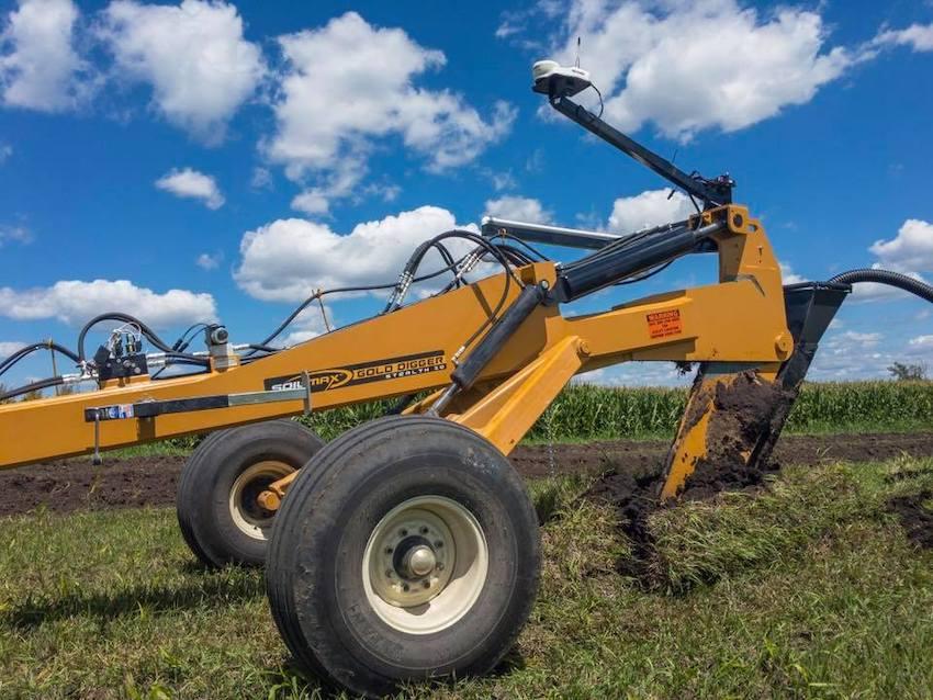 ARVAtec, con Soil-Max Gold Digger il drenaggio è easy