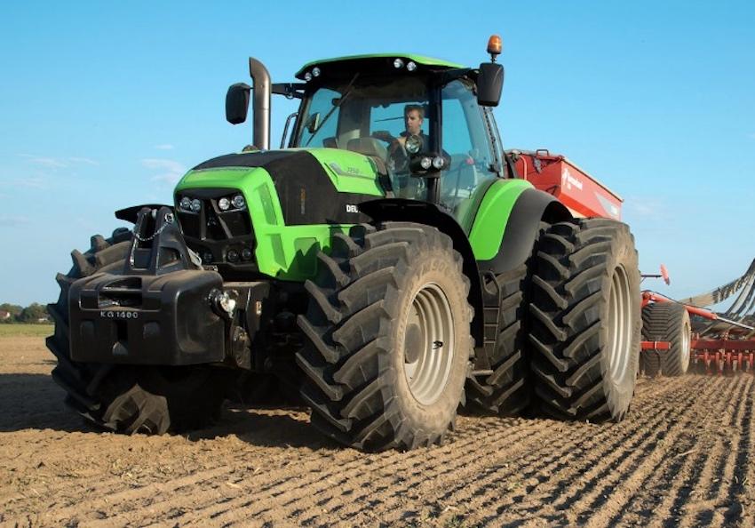 Pneumatici agricoli: crollano le vendite nel primo trimestre 2020
