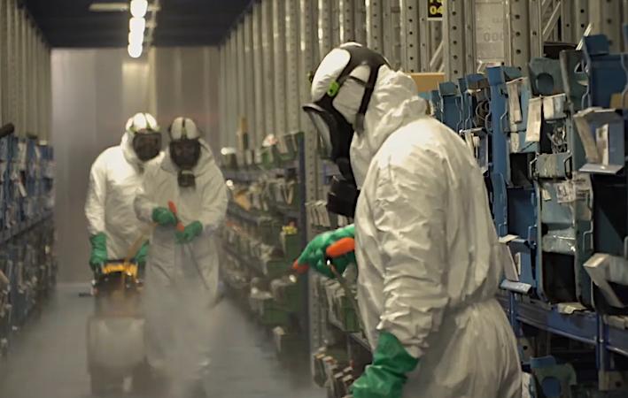 Argo Tractors: sanificazione anti Coronavirus in tutti gli stabilimenti del Gruppo