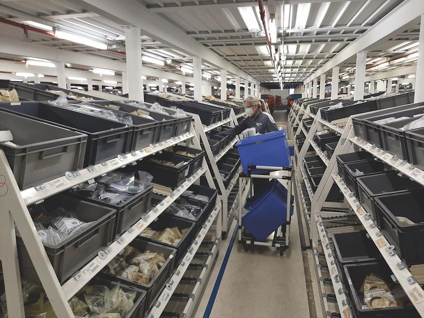 CNH Industrial Aftermarket Solutions: fornitura ricambi e assistenza in piena sicurezza