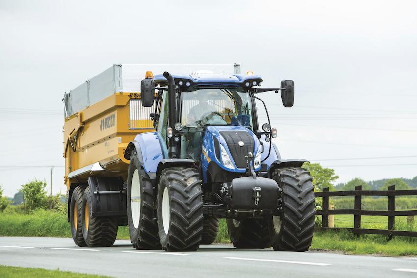"""New Holland: T5 e T6 Dynamic Command, la trasmissione con una """"marcia in più"""""""