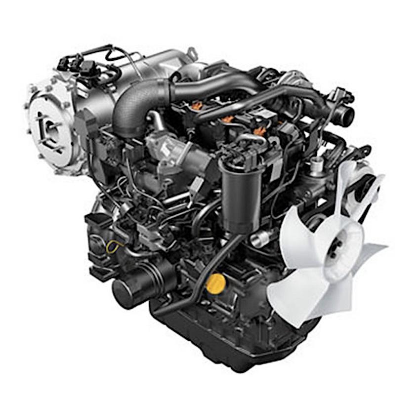 Antonio Carraro: motori Yanmar Stage V anche per le serie 5800 e 6800