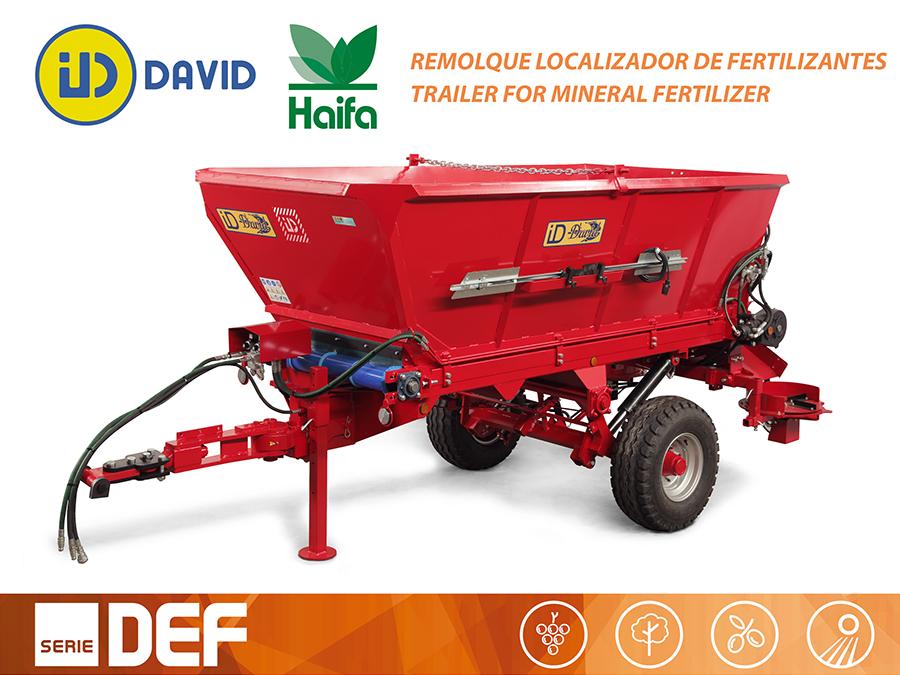 Industrias-David: accordo internazionale con Haifa Group