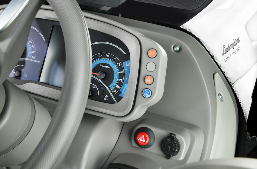 Lamborghini Trattori: tecnologie di prima classe rivestite da un ricercato design