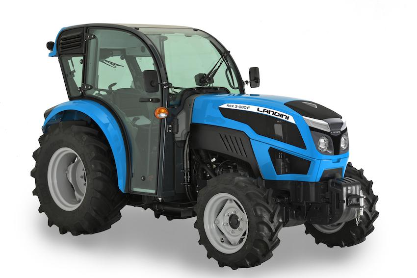Landini: Rex3 F, motori Stage V ed un upgrade tecnologico e stilistico per la nuova versione