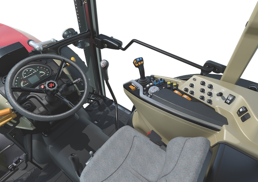 Massey Ferguson: MF 3700, le performance di sempre con più comfort e sicurezza
