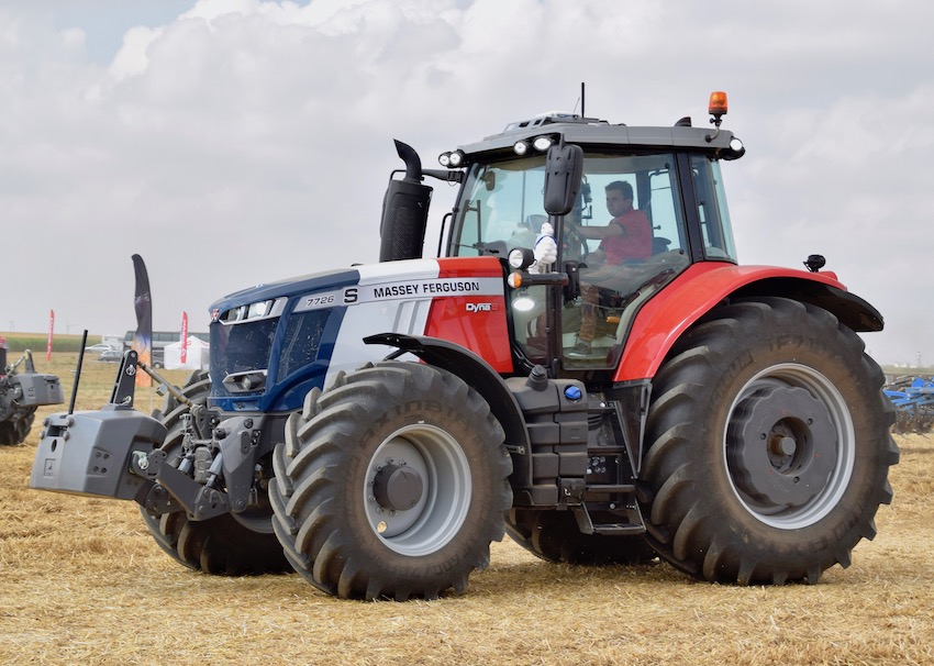 Macchine agricole: exploit del mercato francese nel 2019, ma i paysans comprano straniero