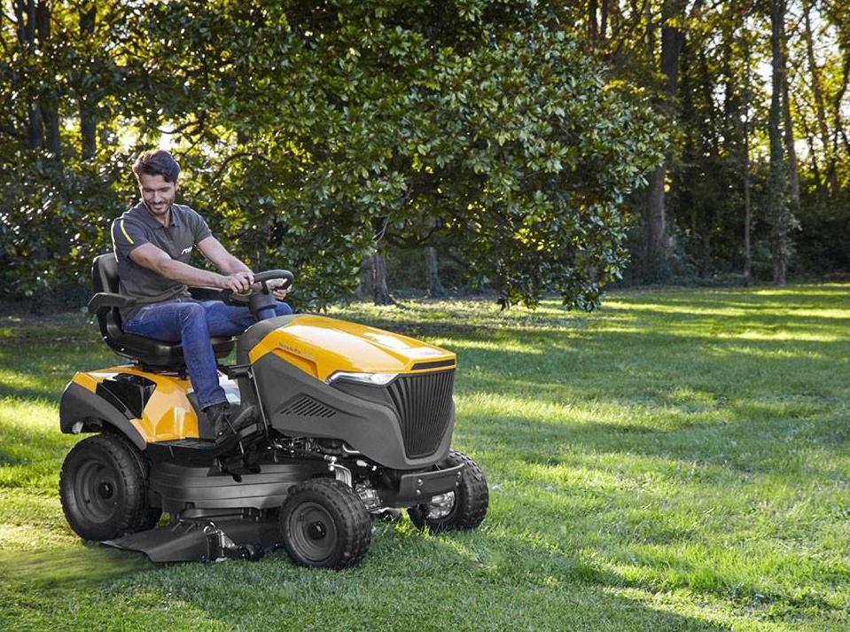 Macchine per il giardinaggio: crollo del mercato nel primo trimestre per l'effetto Covid 19