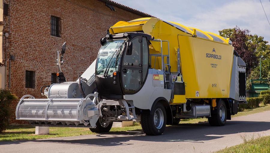 Sgariboldi: il ritorno dei carri miscelatori della Serie 7000